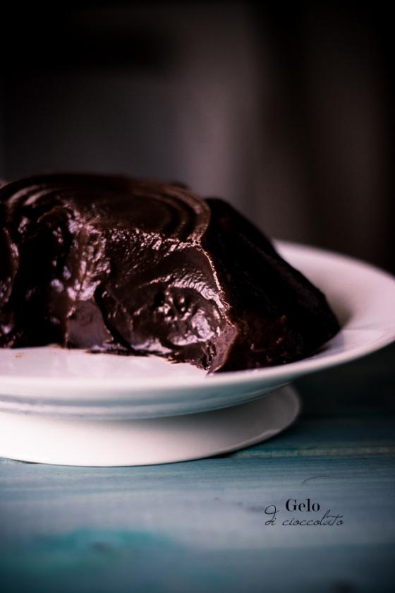 Gelo di cioccolato